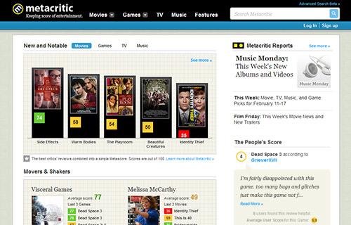 instantShift - Metacritic