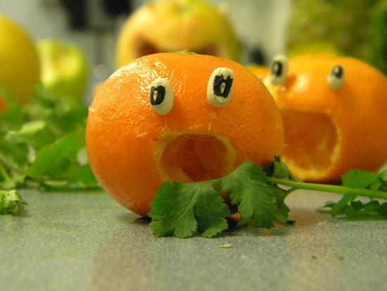 Cutie Fruity Art