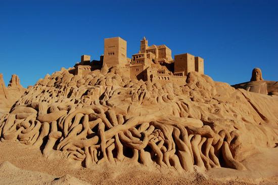 World of sand 7