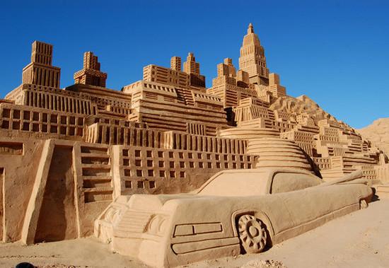 World of sand 5