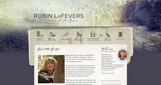 Robina LaFevers