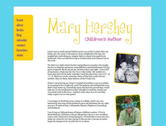 Mary Hershey