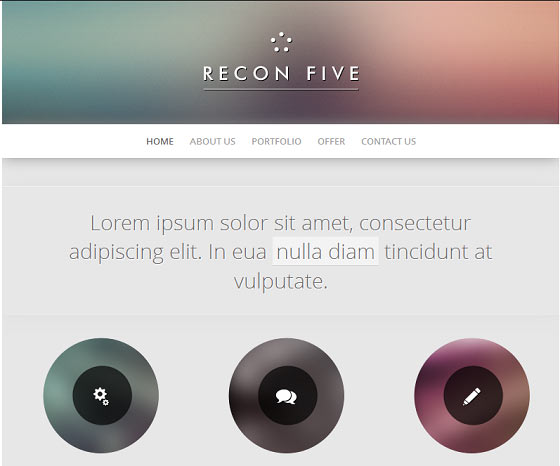 recon-five