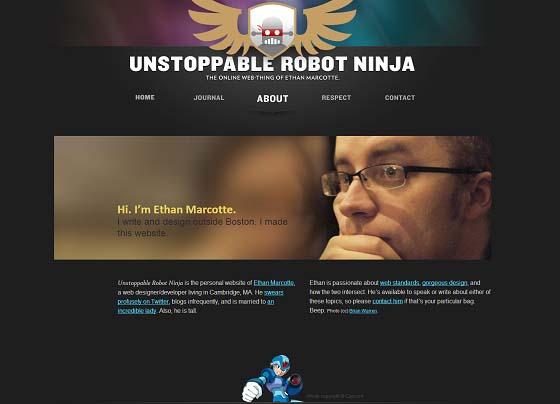 Unstoppable Robot Ninja