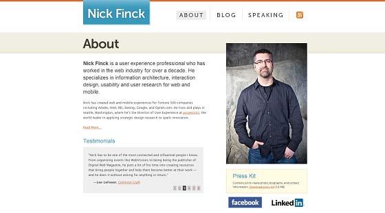 Nick Finck