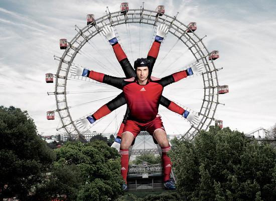 Adidas: Petr Cech