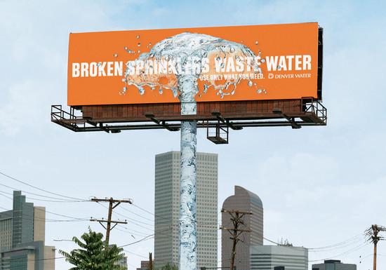 Denver Water: Sprinkler