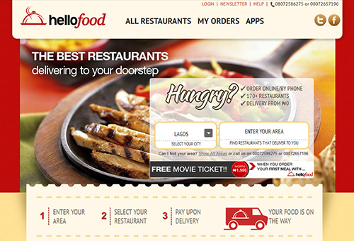 instantShift - Hellofood