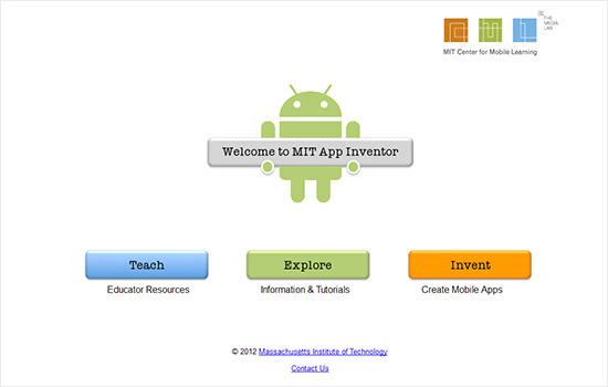 instantShift - MIT App Inventor