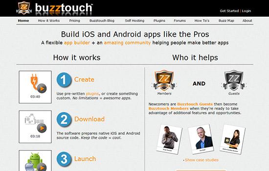 instantShift - Buzztouch
