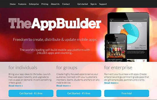 instantShift - The App Builder
