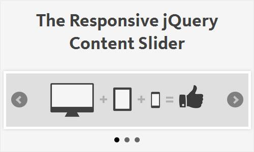 jQuery Slider - Bxslider