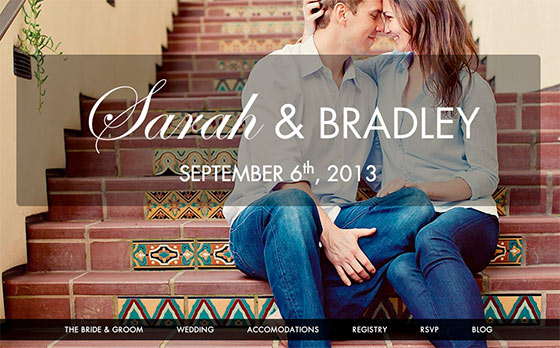Responsive Wedding - Free Responsive HTML5 Template