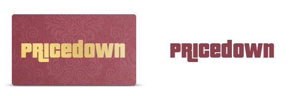Pricedown font