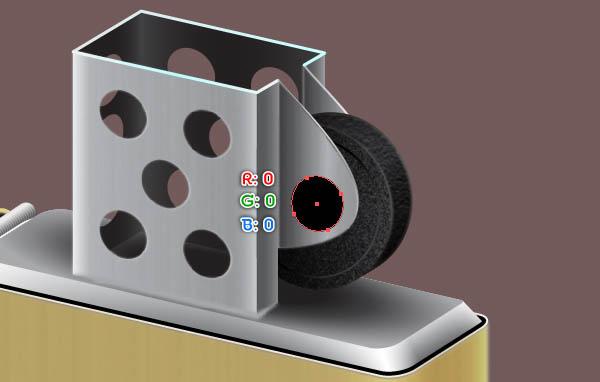 Create the Flint Wheel
