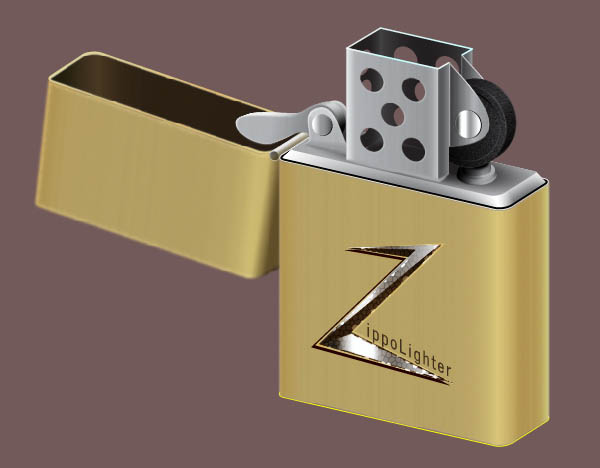 Create a Logo for the Zippo