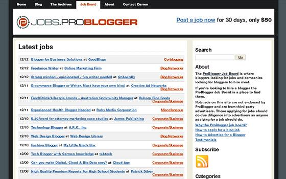 instantShift - Problogger