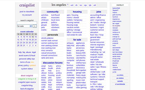 instantShift - Craigslist