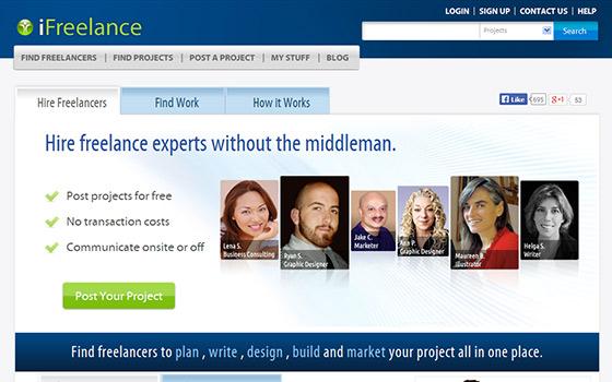 instantShift - iFreelance
