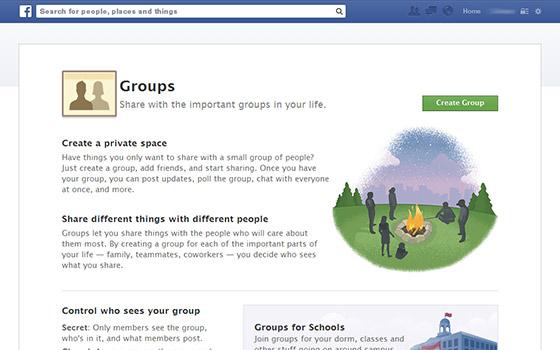 instantShift - Facebook Groups