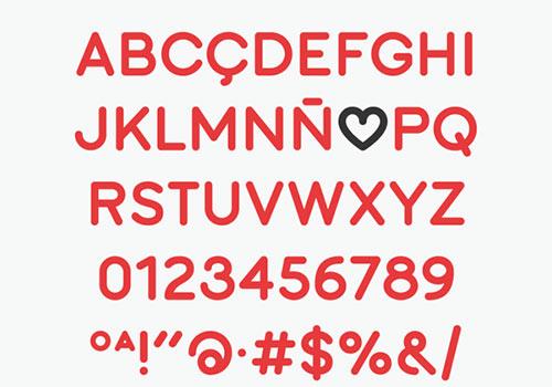 Fresh Free Fonts