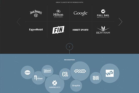 Illustration in Web Design - RSQ