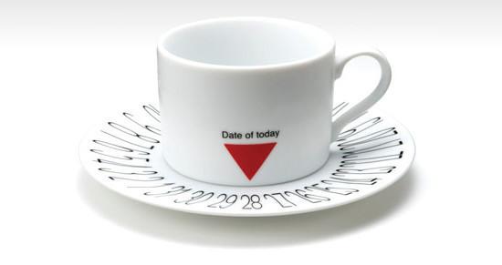 Coffee Cup Calendar