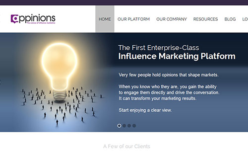 Influence Tracking Tools - Appinions