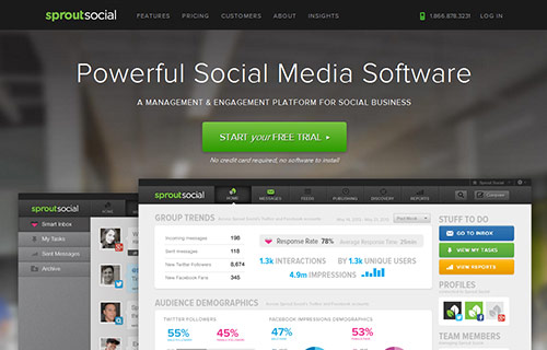 Influence Tracking Tools - Sprout Social