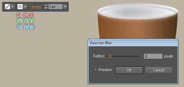 Create the Cups
