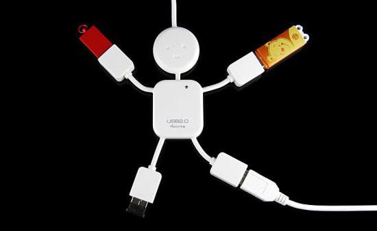 Super Kid USB 4-Port Hub