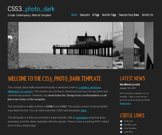 CSS3_photo_dark