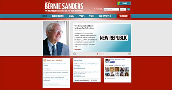 Friends of Bernie Sanders