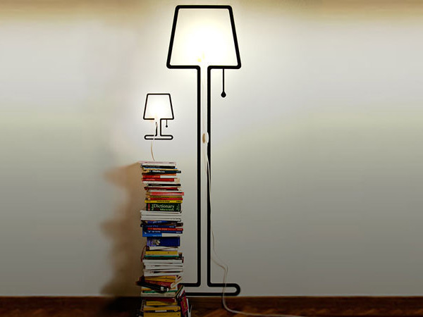 Sticker-Lamps