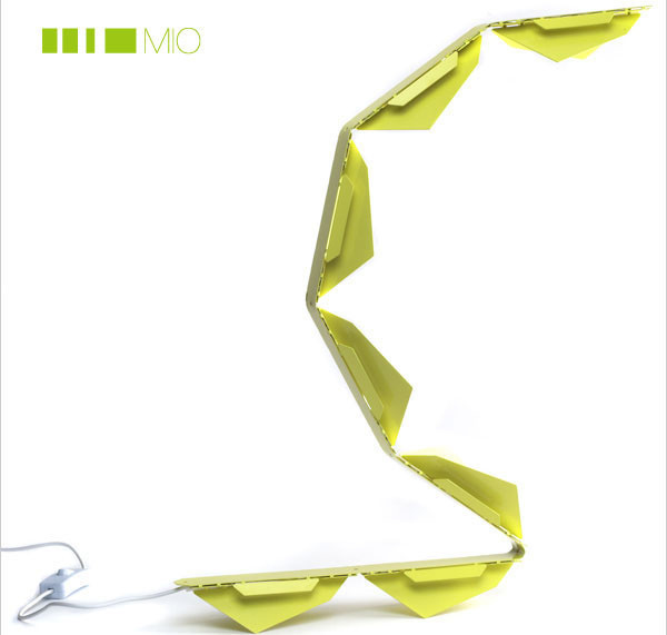 Trask Lamp from Mio