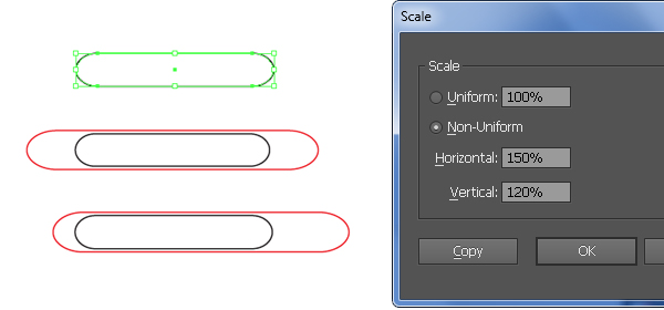 Create two switchers
