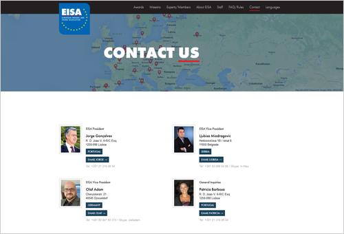 European EISA Awards
