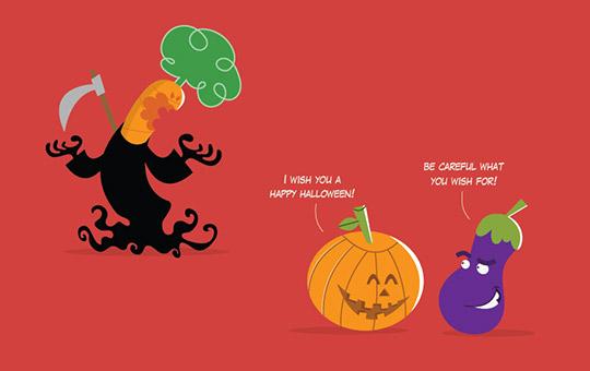 Charming Halloween Wallpapers 2014