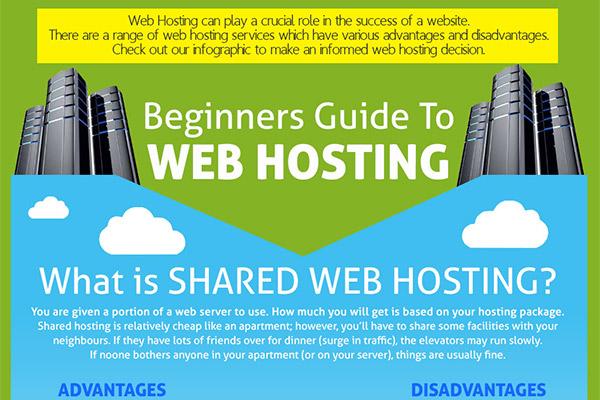 Beginner's Guide to Web Hosting