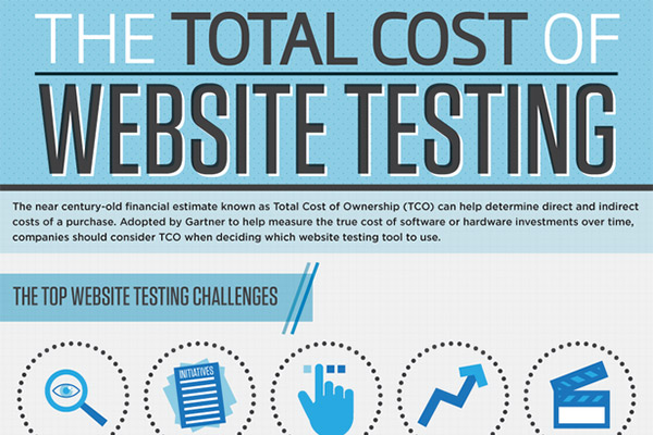 The Total Cost of Website Testing