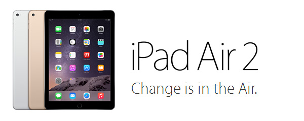 Apple iPad Air 2 - Christmas and New Year Special Giveaway
