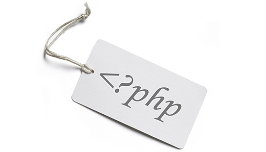 PHP short tags