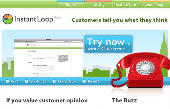 Excellent Sign Up Forms - InstantLoop