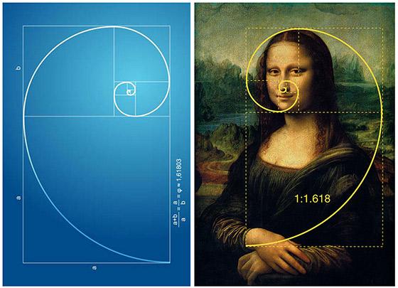 Golden Ratio in Art