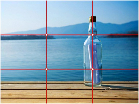 Use of Golden Ratio in photography
