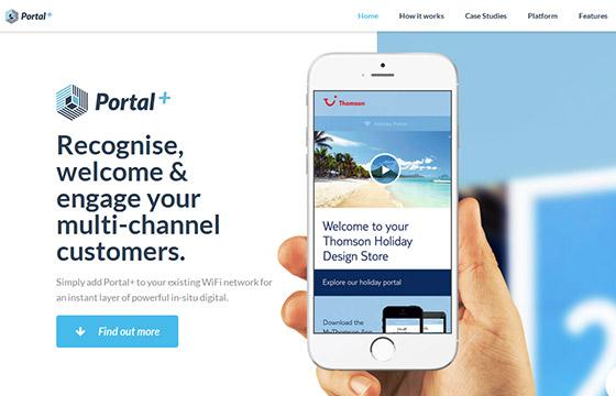 Fresh Creative Single Page Website Design