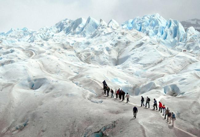 Travel through the mountains, Argentina