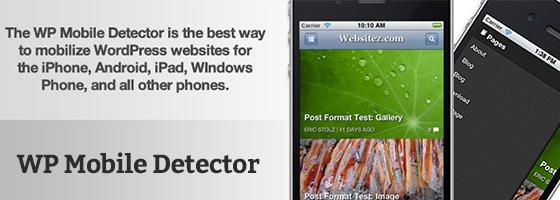 WP Mobile Detector Plugin