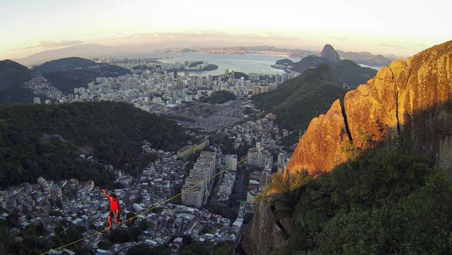 Morro dos Cabritos, Rio de Janeiro, Brasil.