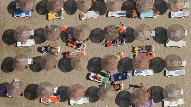 Glapsides Beach, Cyprus.